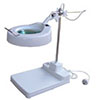 #CAPG070 - desk lamp with magnifier